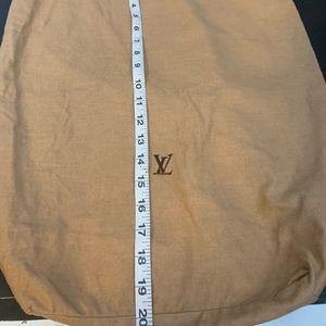 Louis Vuitton Bucket PM,  GM dust bag
